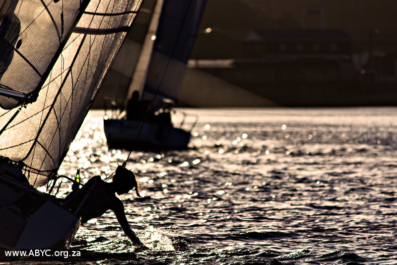 Wednesday Evening Sailing at ABYC