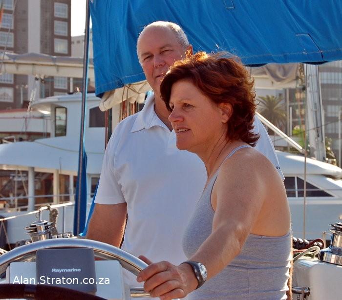 Tony and Sigi Bailes PYC
