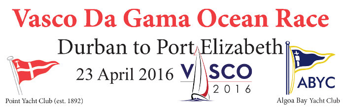 Live Tracker – Vasco da Gama 2016