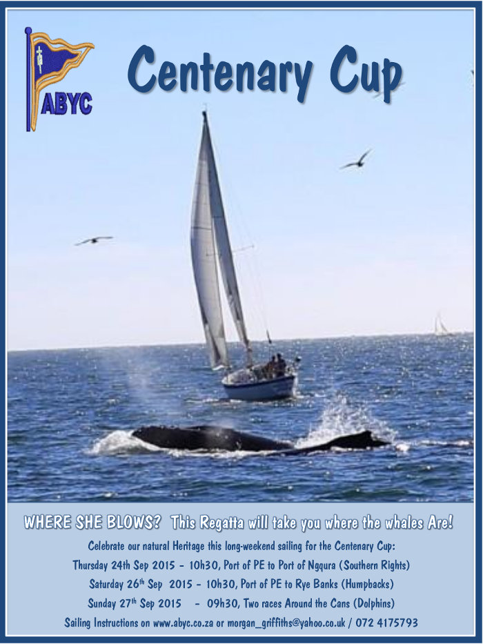 Centenary Cup September 2015