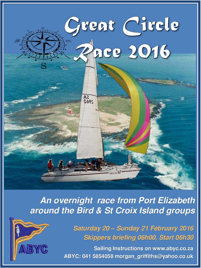 Great Circle Race 2016