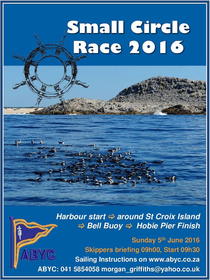 Small Circle Race 2016