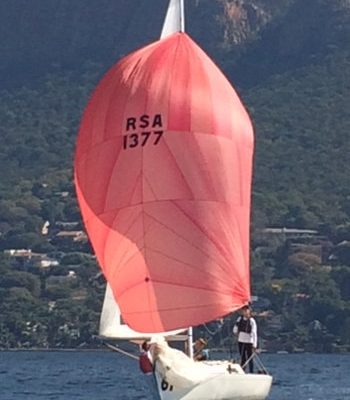 ABYC's Youth shine in J22 Youth Keelboat Champs