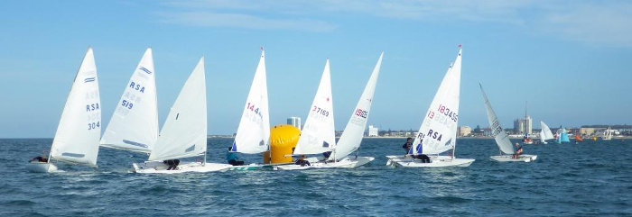 2017 ABYC Inter-Club Dinghy Regatta