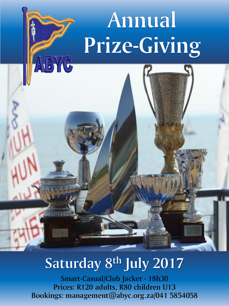 Prize-Giving Poster 2017